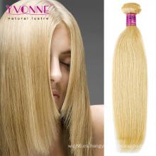 Venta al por mayor Armadura peruana rubia del cabello humano