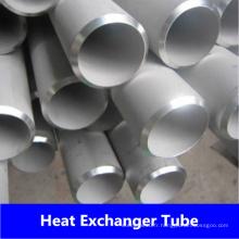 Chine Matériau 316L en acier inoxydable soudé tube / tuyau pour échangeur de chaleur