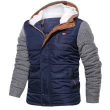 Winter Warm Thicken Hooded Outdoor Coat Jacket