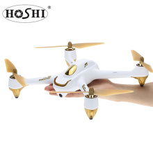 HOSHI Hubsan H501S X4 FPV drone RC quadcopter 1080P camera GPS Follow me home return drones black white