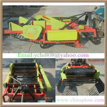 Traktor befestigte Erdnuss-Erntemaschine für Afrika-Markt