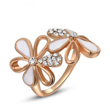 2015 new design flower ring for wedding