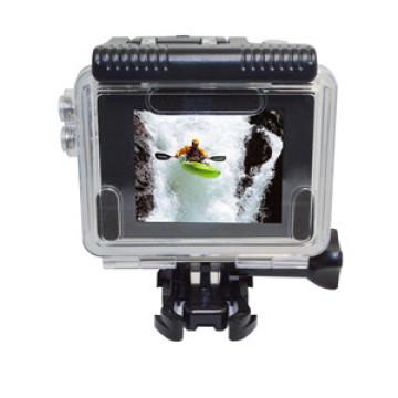 Esporte vendas câmera com Wi-Fi Mini 1080p olho lente capacete
