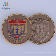 China Factory Promotional Gift Custom Police Challenge Coin for Souvenir