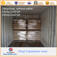 Copolymer of Vinyl Chlroide and Vinyl Isobutyl Ether MP45 CAS 25154-85-2 for Gravure Printing Ink Binder