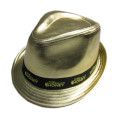 New Coming Golden PU Party hat