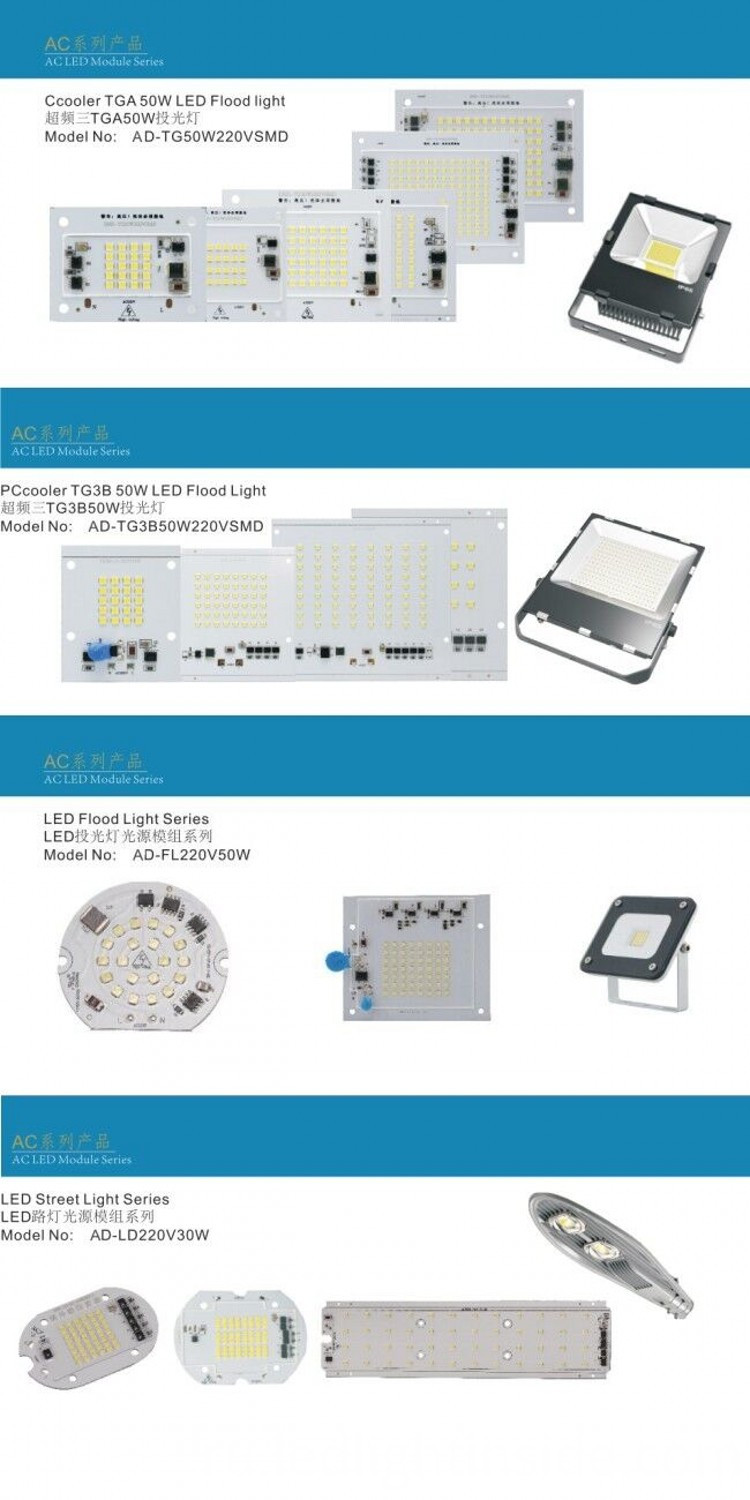 AC COB LED Chip