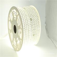 IP68 180 led / m étanche 110V 220V 2835 pur blanc double rangée led bande