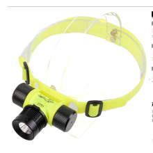 Super Waterproof Mag Switch Control Plongée Lampe de poche
