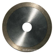 Continuous Rim Tile Diamond Blade for Porcelain and Tile Use Wet Use