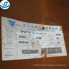 Hot rolled A588 weather resistance plate Corten A factory price