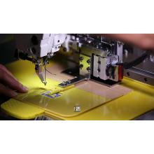 Elektrische Musternähmaschine mit automatisiertem Nähen