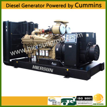 800kw Containerized powered by Cummins Diesel Generator
