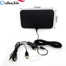 Digital DTMB Terrestrial Indoor DVB-T2 Antenna With Booster