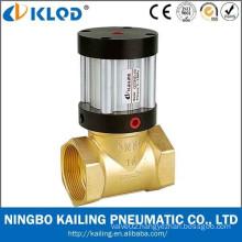 2/2 way pneumatic proportional control valve Q22HD-40