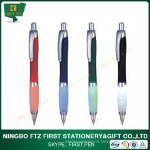 Erste L001 Großhandel Werbung Beliebte Metall Kugelschreiber Led