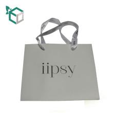 Nuevo bolso de papel del bolso de compras del almacenamiento del papel del bolso del diseño
