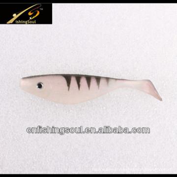 SLL045 9cm, 4g Shad Fishing Lure Soft Plastic