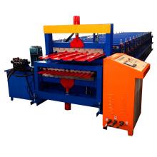 xn Doppelschichtdachplatten-Profiliermaschine
