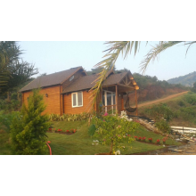 Luxus Living Holz Fertighaus