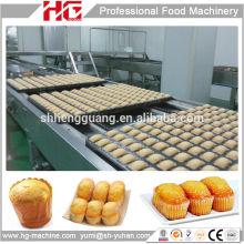 China food machine cup cake bakery equipment