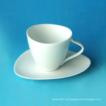 Porcelana Coffee Cup Set, Estilo # 354
