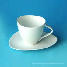 Porcelana Coffee Cup Set, Estilo # 354