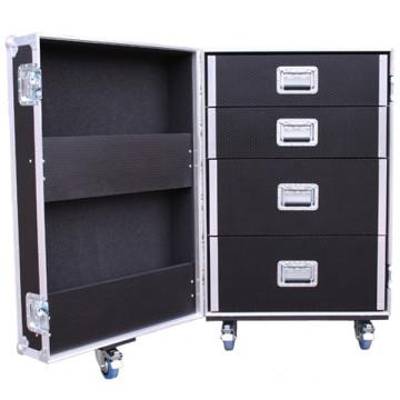 Aluminum 4 Drawer Touring Tech Heavy Duty Case