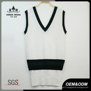 Ladies Fashion Basic Vest Vêtements