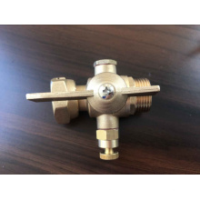 Латунный измерительный клапан водяного счетчика (a. 8007)