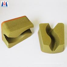 Marble Polishing Abrasive Frankfurt Magnesite abrasive for Automatic line polisher