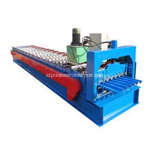 750 bergelombang besar Panel dinding Roll Forming Machine