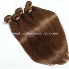 No chemical Steam processed human hair weave natural virgin brazilian hair weaves