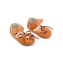 Itali Kulit Kasut Cute Baby Girl Sandals