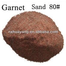 80# песок взрывая абразив венисы / 80 меш гидроабразивная резка гранат