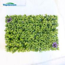 exterior interior plastic artifical grass wall paneling