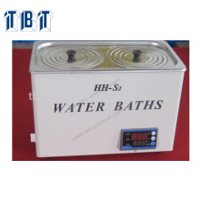 110V 220V One Row Best price HH-S2 Digital Two opening Laboratory Water bath