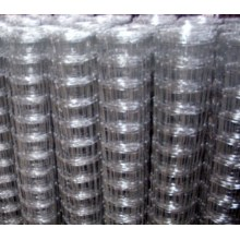 Galvanized Knotted Wire Mesh Fence Field Wire Mesh