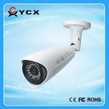 Cámara del CCTV de la seguridad de la visión nocturna del IR 1.3Megapixel, cámara del IP del Web a prueba de vandalismo