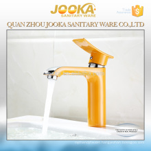 new style durable sink printed brass taps