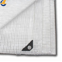 UV-Resistant High-Density Polyethylene Mesh Tarp