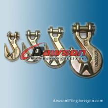 G70 Chain Cradle Clevis Grab Hooks