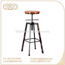 chaise haute de nouvelle conception conçue de haute chaise de tabouret de bar