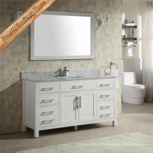 Gabinete de tocador del cuarto de baño de los muebles de lujo para la venta al por mayor