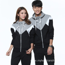High definition Cheap Price for Pullover Hoodies Custom color Zipper lovers hoodie export to France Suppliers
