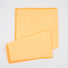 30/30cm Microfiber Warp Knitting  Car Cleaning Towel