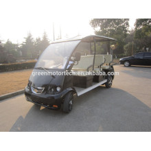 5 seats 48v electric patrol car small shuttle bus for sale