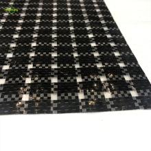 тканая черная сетка прозрачная пленка