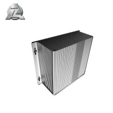 Powder coating ip65 aluminium proof enclosure case