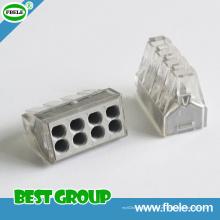 Conector de bloque de latón Fb245